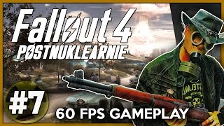 FALLOUT 4 | #7 | Vault-Tec & RobCo | 60FPS GAMEPLAY | POSTNUKLEARNIE