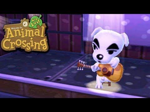 Animal Crossing: New Leaf - K.K. Live! (Nintendo 3DS Gameplay Walkthrough Ep.30)