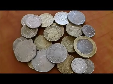 How To Clean Coins (165) - YouTube