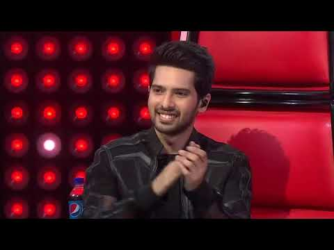 The voice India.. India No 1 singing realty show.