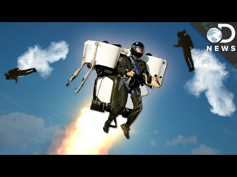 Why Doesn't Everyone Have A Jetpack Yet?