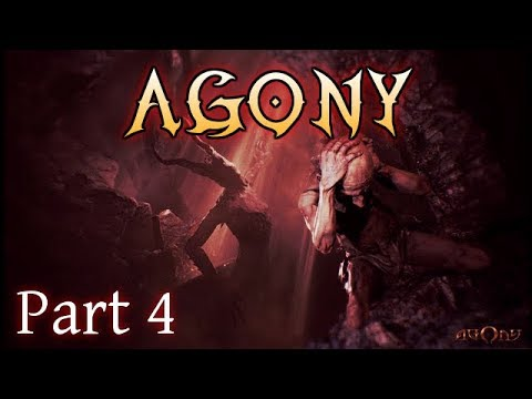 Agony Horror Game First Play - Finale
