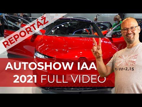 AUTOSHOW #IAA2021 MNICHOV