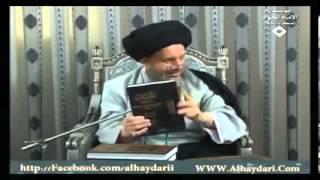 السيد كمال الحيدري: عمر هدد فاطمة الزهراء بإحراق بيتها