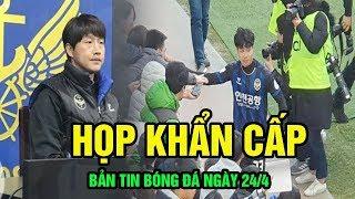 🔴Các CLB ở K.League họp khẩn cấp để quyết định điều này vì Công Phượng - BÓNG ĐÁ 365