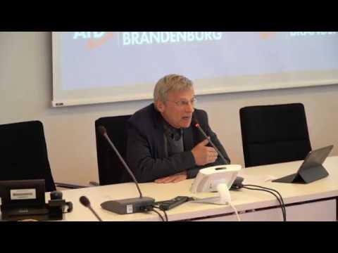 Dr. Christoph Berndt: Wir haben ein Ungleichgewicht zwischen Exekutive und Parlament
