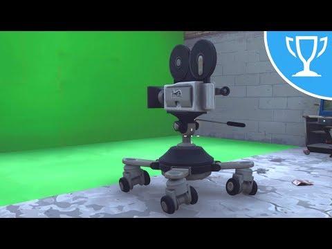 Fortnite Battle Royale - All Film Cameras Locations (Season 4 Challenge)