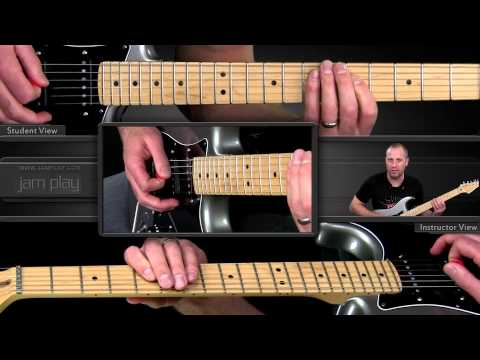 JamPlay Liepe's Licks: In the Style of ZZ Top Part 2