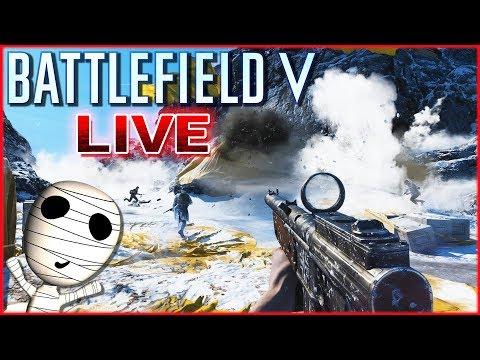 Das neue Battlefield 5 im Squad! ? Battlefield V // PS4 Livestream thumbnail