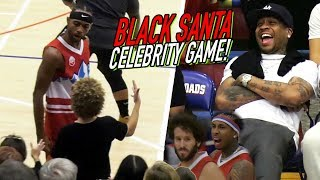 BDOT Goes OFF in Front Of ALLEN IVERSON! Lil Dicky, Tyga, FamousLos & MORE in XMAS CELEBRITY GAME! thumbnail