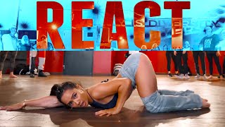 "Gambar cover ""REACT"" by PUSSYCAT DOLLS I Choreography by @NikaKljun"
