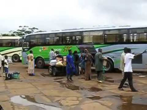 STC (Intercity State Transport Company) Bus Station, ACCRA (Ghana) - Government ownwed