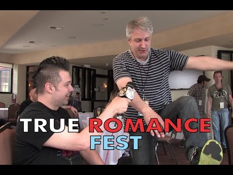 True Romance Fest - Bronson Pinchot Interview (2014) JoBlo.com HD