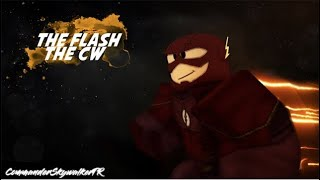 ROBLOX: The Flash CW - Open World Free Roam!