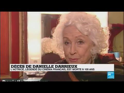 """Hommage à Danielle Darrieux - """"Aucune actrice n'a eu une telle longévité sans discontinuité"""""""