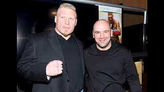 Brock Lesnar Contract Issues (Podcast Wrestling Society)