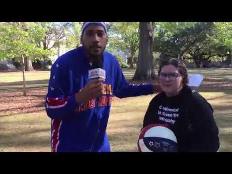 Zeus Goes to South Carolina | Harlem Globetrotters