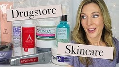 Best Drugstore Affordable Anti-Aging Skincare!