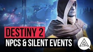 DESTINY 2 NEWS | Returning Characters, Silent Events & Veteran Rewards