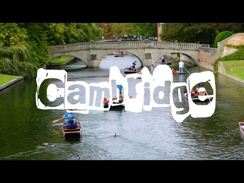 Top 10 things to do in Cambridge, UK. Visit Cambridge