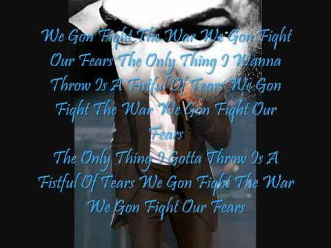 Fistful of tears lyrics