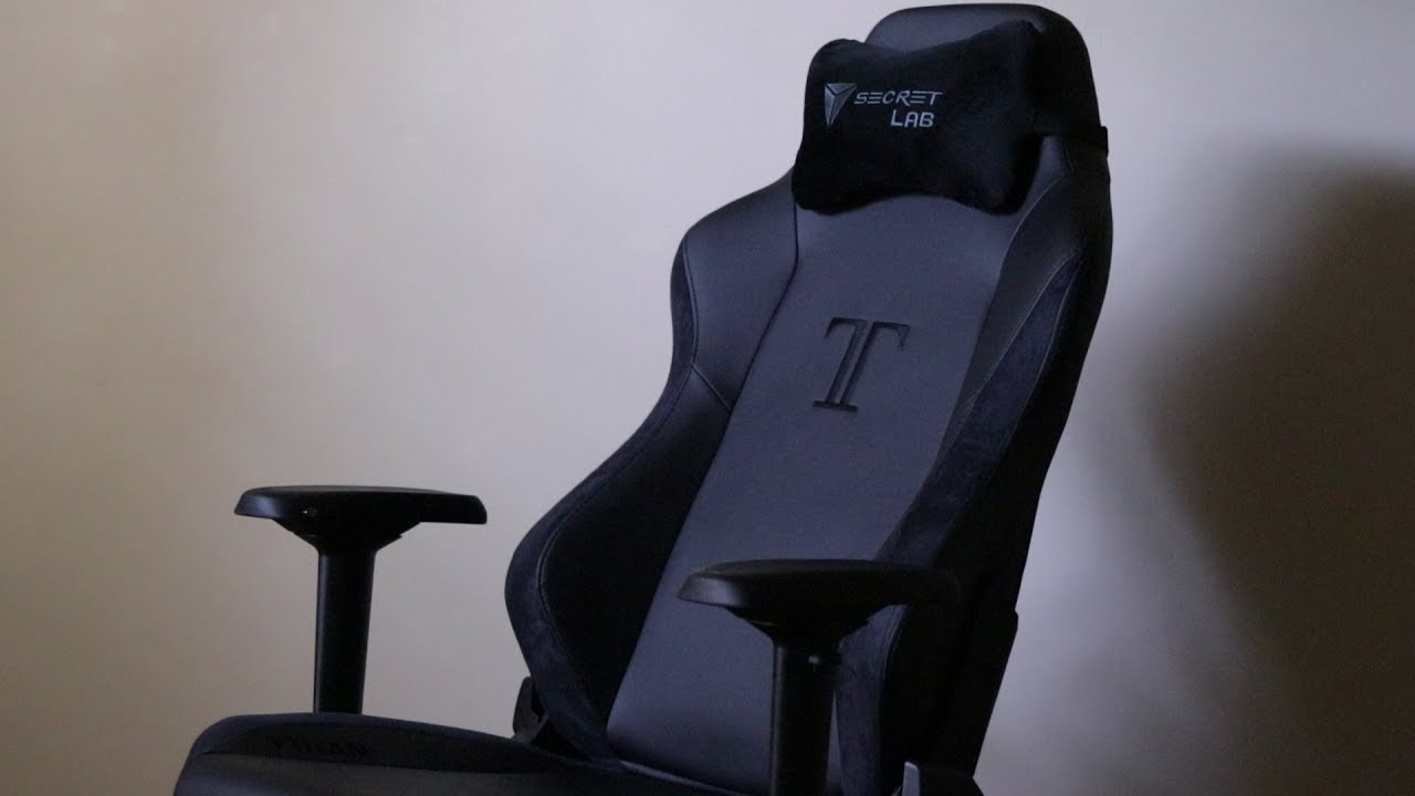 Cloud 9 Gaming Chair Secretlab Titan Gaming Chair Review