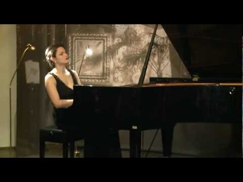 Dora Deliyska, Schubert sonata in A major (D959), Andantino