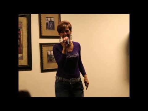 Chris Sercer, Robin Knight = karaoke as you've never heard it before.