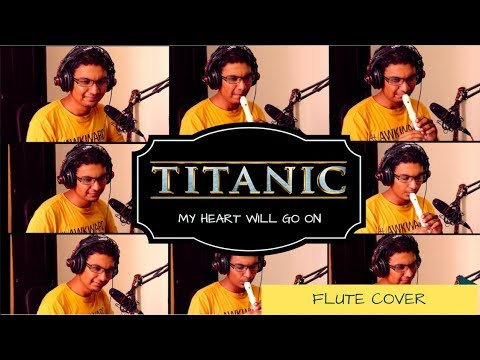 Titanic | My heart will go on | Recorder Cover