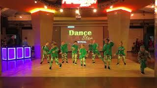 шоу  Odna30Цatminuta. Dance Star Festival - 13. Группы. 10 декабря 2017г.