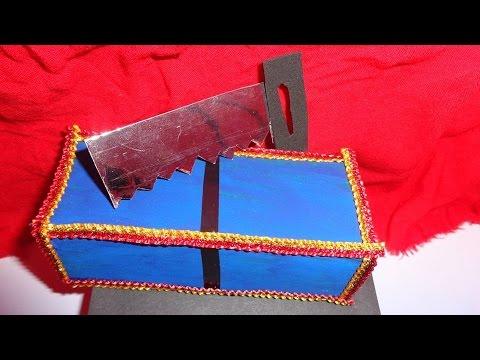 Miniature Magic Show Prop - DIY LPS Stuff, Crafts ...