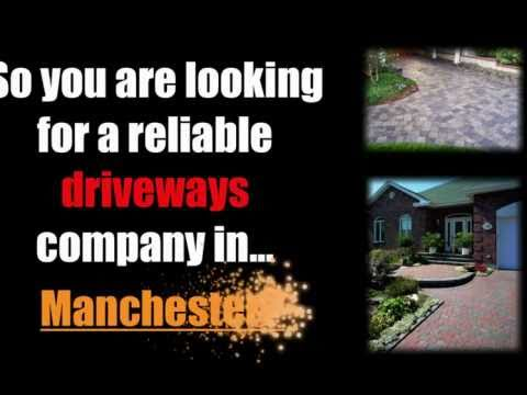 Driveways Manchester UK | Durable Manchester Driveways | Get Your New Drive Manchester
