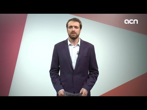 2-Nov-17 TV News: 'Spain jails Catalan government'