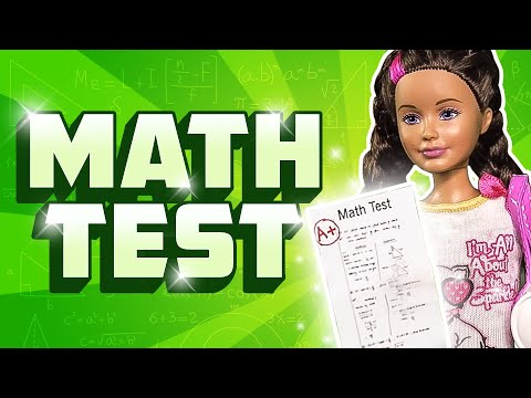 Barbie - Skipper's Math Test | Ep.70