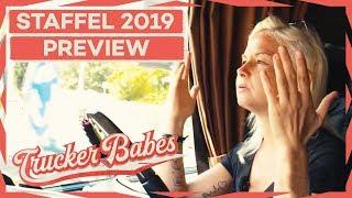 Mit der Pink Lady durch Florenz  | PREVIEW | Trucker Babes | kabel eins