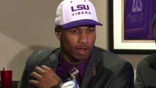 LSU five-star signee Tyron Johnson:
