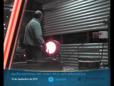 Xvi sal n nacional del vidrio en el arte youtube - Centro nacional del vidrio ...