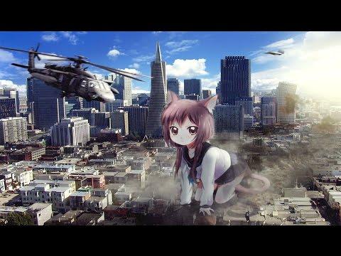 Photoshop Speed Art - Attack Of Neko Girls