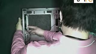 왕가피씨 조립컴퓨터 조립PC 과정 동영상 컴퓨터본체 영…