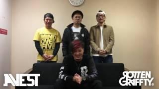 ROTTENGRAFFTYの皆様よりZephyren Presents A.V.E.S.T project vol.10に...