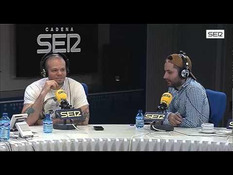 """Calle 13: """"Assange hizo algo espectacular y lo sabe"""". Cadena SER"""