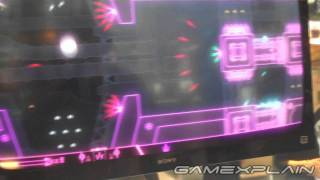 PixelJunk SideScroller Stage 2 E3 2011 (Preview)