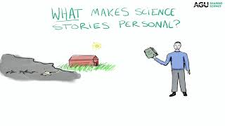 Animation: SciComm Via Storytelling: Making It Personal