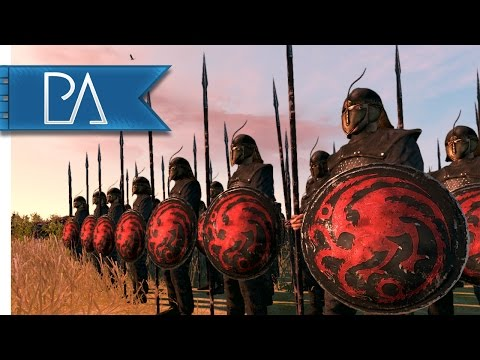 Fear The Unsullied: House Hightower Surrounded - Seven Kingdoms Total War Mod Gameplay