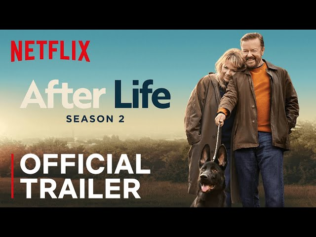 After Life | Season 2 Official Trailer | Netflix
