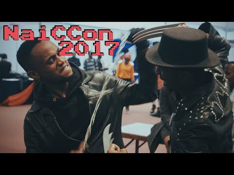Nairobi Comic-Con 2017 | SomeWhat Like A Vlog But Not Really 2|