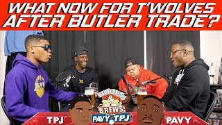 What now for Minnesota Timberwolves after Jimmy Butler trade?  | Hoops N Brews