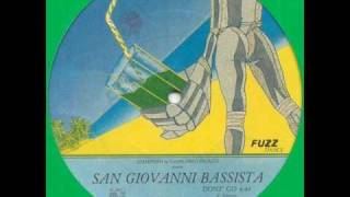 San Giovanni Bassista - Summer Sweat (1984)