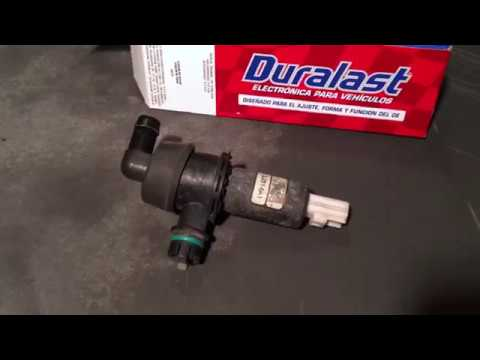 Canister Vent Valve Solenoid Replacement 2004 Ford Escape