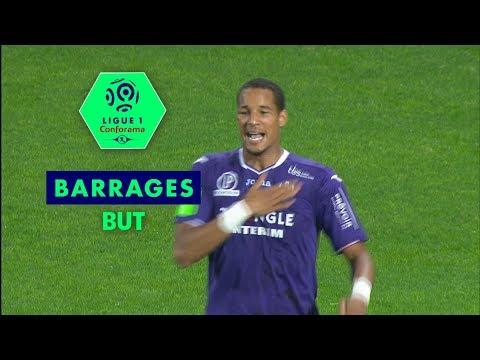 But Christopher Jullien (51') / AC Ajaccio - Toulouse FC (0-3)  (ACA-TFC)/ 2017-18